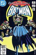 Detective Comics (1937 1st Series) 531