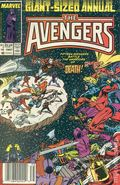 Avengers (1963 1st Series) Annual 16