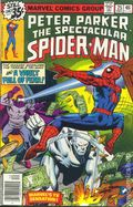 Spectacular Spider-Man (1976 1st Series) 25