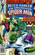 Spectacular Spider-Man (1976 1st Series) 34
