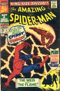 Amazing Spider-Man (1963 1st Series) Annual 4