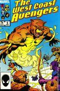 Avengers West Coast (1985) 6