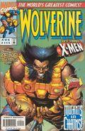 Wolverine (1988 1st Series) 115