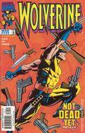 Wolverine (1988 1st Series) 122