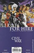 Heroes for Hire (2006 2nd Series Marvel) 1A