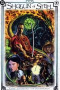 JLA Shogun of Steel GN (2002 DC) Elseworlds 1-1ST
