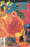 Captain Marvel (1999 4th Series Marvel) 8