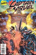 Captain Marvel (1999 4th Series Marvel) 16