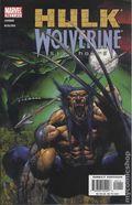Hulk Wolverine Six Hours (2003) 1