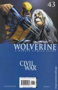Wolverine (2003 2nd Series) 43A