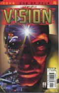 Vision (2002 Marvel) 1