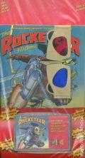 Rocketeer Movie 3D Comic (1991) 1P