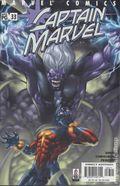 Captain Marvel (1999 4th Series Marvel) 33