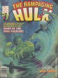 Rampaging Hulk (1977 Magazine) 7