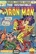 Iron Man (1968 1st Series) 72