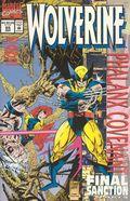 Wolverine (1988 1st Series) 85D