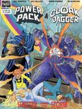 Power Pack and Cloak and Dagger Shelter from the Storm GN (1989 Marvel) 1-1ST