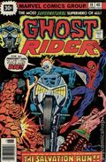Ghost Rider (1973 1st Series) 30 Cent Variant 18