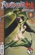 Witchblade Manga (2007 Top Cow) 1B