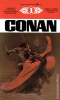 Conan PB (1966-1977 Lancer/Ace Books Novel) 1C-1ST