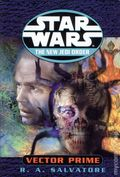 Star Wars The New Jedi Order Vector Prime HC (1999 Novel) 1B-1ST