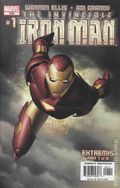 Iron Man (2005 4th Series) 1