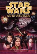 Star Wars Dark Force Rising HC (1992 Bantam Books Novel) The Thrawn Trilogy: Book 2 1B-1ST