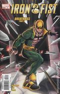 Iron Fist (2004 4th Series) 3