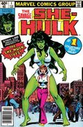 Savage She-Hulk (1980) 1