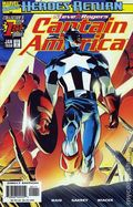 Captain America (1998 3rd Series) 1A