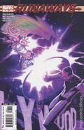 Runaways (2005 2nd Series Marvel) 8