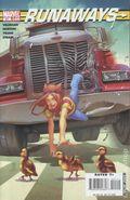 Runaways (2005 2nd Series Marvel) 21
