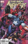 New Avengers (2005 1st Series) 12