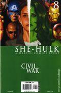 She-Hulk (2005 2nd Series) 8A