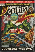 Marvel's Greatest Comics (1969) 37