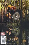 Wolverine Origins (2006) 1A
