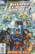Justice League of America (2006 2nd Series) 0B