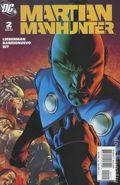 Martian Manhunter (2006 3rd Series) 2