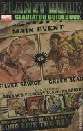 Planet Hulk Gladiator Guidebook (2006) 0