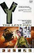 Y the Last Man TPB (2002-2008 DC/Vertigo) 2-REP