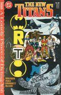 New Teen Titans (1984 2nd Series) New Titans 60