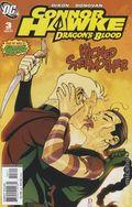 Connor Hawke Dragons Blood (2006) 3