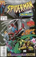 Spider-Man Unlimited (1993 1st Series) 9