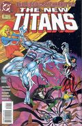 New Teen Titans (1984 2nd Series) New Titans 124