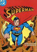 Superman from Krypton to Metropolis HC (1982) 1-1ST