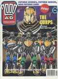 2000 AD (1977 IPC/Fleetway/Rebellion) UK 918