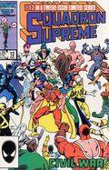 Squadron Supreme (1985 1st Series) 12