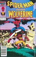 Spider-Man vs. Wolverine (1987 Marvel) 1st Edition 1