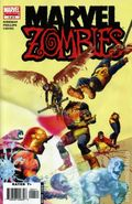 Marvel Zombies (2005 1st Series) 4A