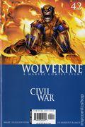 Wolverine (2003 2nd Series) 42A
